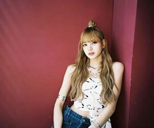 idol, korean, and lisa image