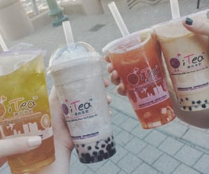boba, boba tea, and bubble tea image
