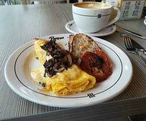 breakfast, panem, and coffee image