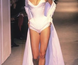 90s, fashion, and runway image