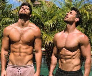 boy, body, and model image