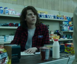jesse eisenberg, american ultra, and mike howell image
