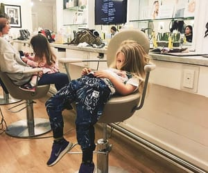 child, salon, and kids image