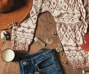 autumn, clothes, and cosy image