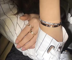 cartier, cartier ring, and cartier love bracelet image