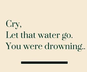 cry, poem, and quote image