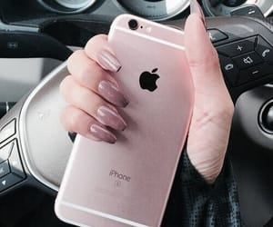 aesthetic, car, and nails image