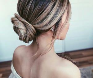 blonde, elegance, and fashion image