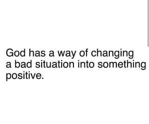 bad, god, and into image
