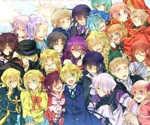 anime, kawaii, and pandora hearts image