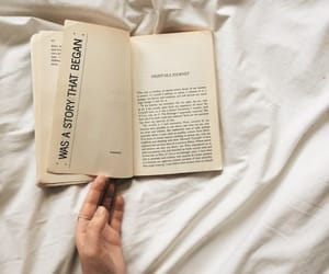 book, minimalism, and novel image