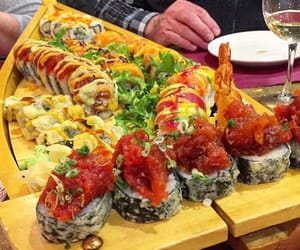 delicious, food, and japanese image