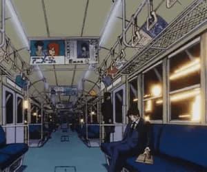 gif, anime, and cartoon image