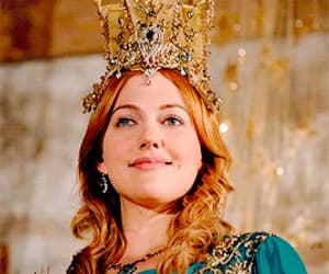beautiful, gif, and hurrem sultan image