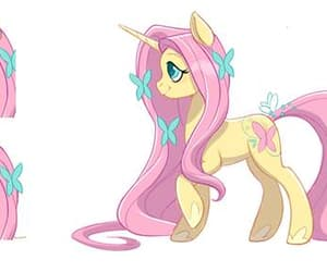 beautiful, drawing, and MLP image