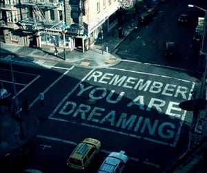 dreaming, Dream, and street image