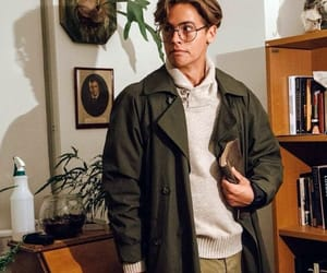 cole sprouse, boy, and milo thatch image