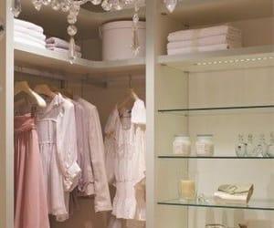 closet, clothes, and design image