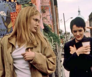Angelina Jolie, girl, and girl interrupted image