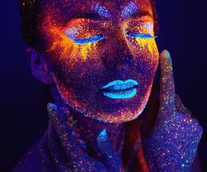 neon, beauty, and art image