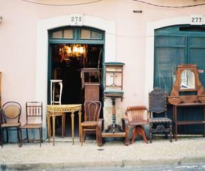 vintage, chair, and indie image