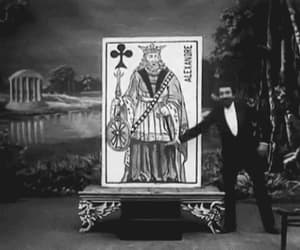 gif, george melies, and the living playing cards image