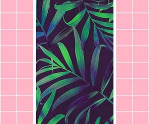 aesthetic, wallpaper, and green image