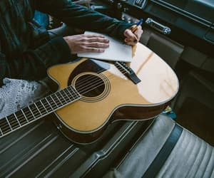 acoustic guitar and guitar image