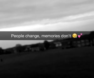 memories, snapchat, and friends image