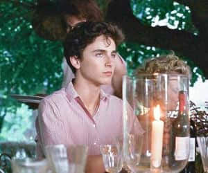 call me by your name, timothee chalamet, and elio image