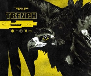 twenty one pilots, trench, and tylerjoseph image