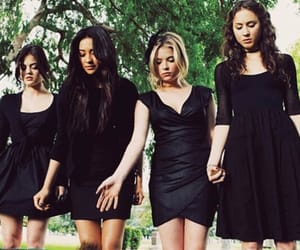pretty little liars, beautiful, and girl image