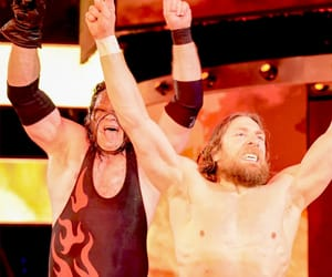 kane, wwe, and daniel bryan image