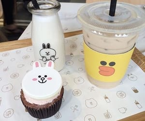 cute, drink, and food image