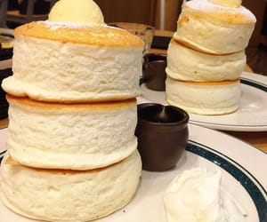 fluffy and pancakes image