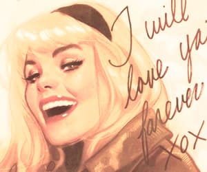 Marvel and gwen stacy image