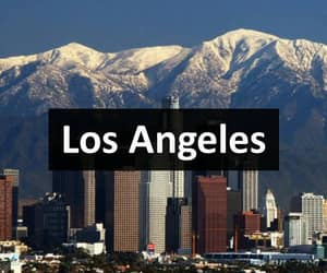 california, my dream, and hollywood image