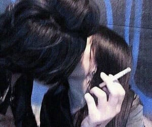 ulzzang, couple, and asian image