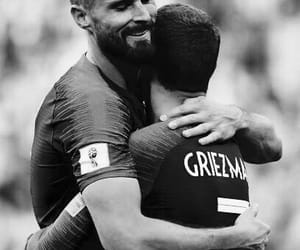 antoine griezmann, france nt, and olivier giroud image