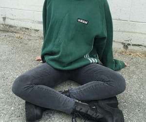 fashion, adidas, and grunge image