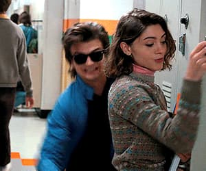gif, stranger things, and steve harrington image