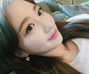 aesthetic, kpop, and makeup image