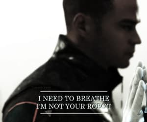 detroit become human and dbh markus image