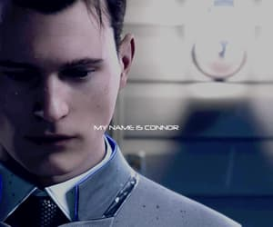 detroit become human and dbh connor image