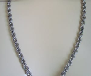 vintage jewelry, vintage necklace, and gift for men image