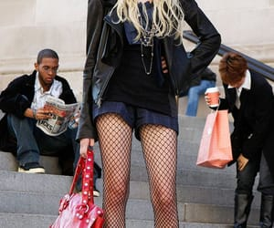 gossip girl, goth, and jenny image