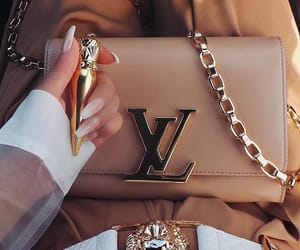babe, Louis Vuitton, and Versace image