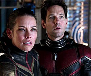 Avengers, evangeline lilly, and funny image