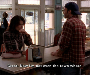 gilmore girls, tv series, and not mine image
