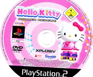 hello kitty, sanrio, and y2k image